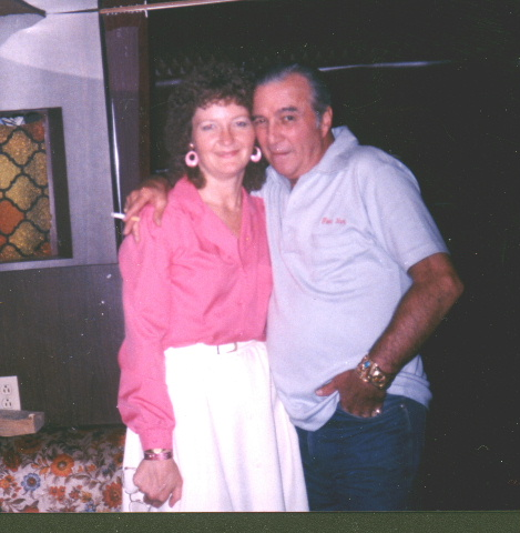 Faron Young and Diane Diekman (1987) - Diekman photo collection