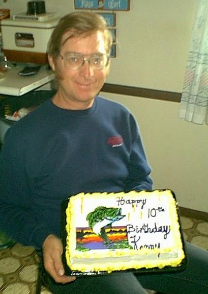 Ken Diekman - 12 September 1999
