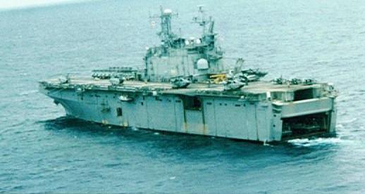 USS Belleau Wood
