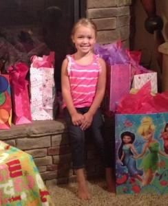 great granddaughter
