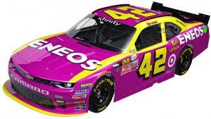 NASCAR-Larson-XFINITY-Darlington-throwback