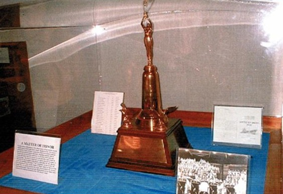 Band trophy