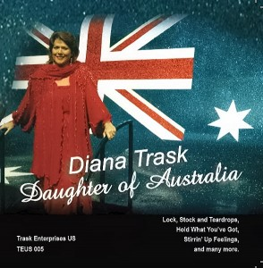 Daughter of Australia - Front Cover